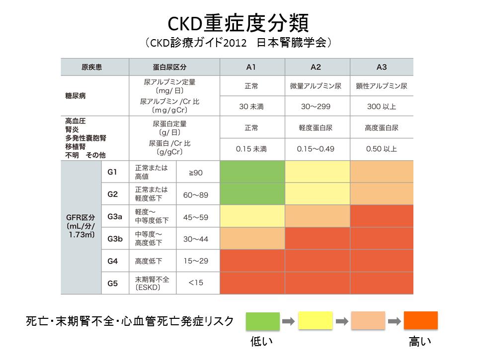 慢性腎臓病(CKD)(まんせいじんぞうびょう) – 旭川医科大学内科 ...